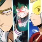 My Hero Academia Released New Season 4 Trailer