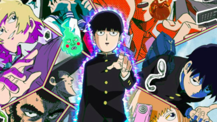 Mob Psycho 100 Season 2 Special Limited Blu-ray Bundle Edition On Sale