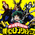 My Hero Academia Comics: Appearance of the Scary Godzilla Villain