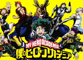 My Hero Academia Comics