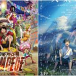 Japanese Box Office: One Piece Stampede #1, Weathering With You Drops To #3, and more