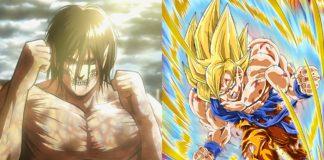 Attack on Titan Transformation