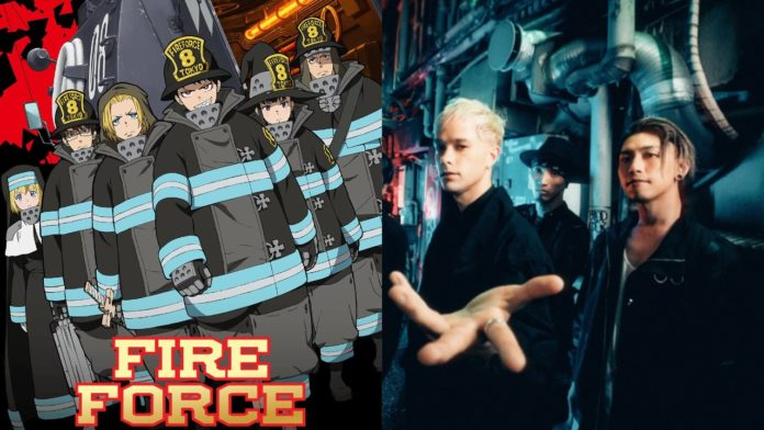 Fire Force Anime 2nd-Cour OP Song MAYDAY will be Performed by Coldrain