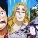 One Piece Episode 898: Luffy & Zoro against Hawkins