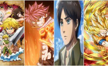 Must Watch Shonen Anime Series