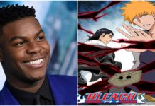 John Boyega's Top 5 Anime