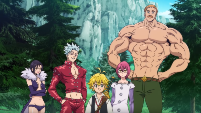The Seven Deadly Sins Season 3 Trailer