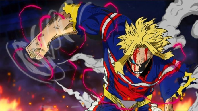 The Secret Of All Might