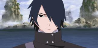 Sasuke is Trapped