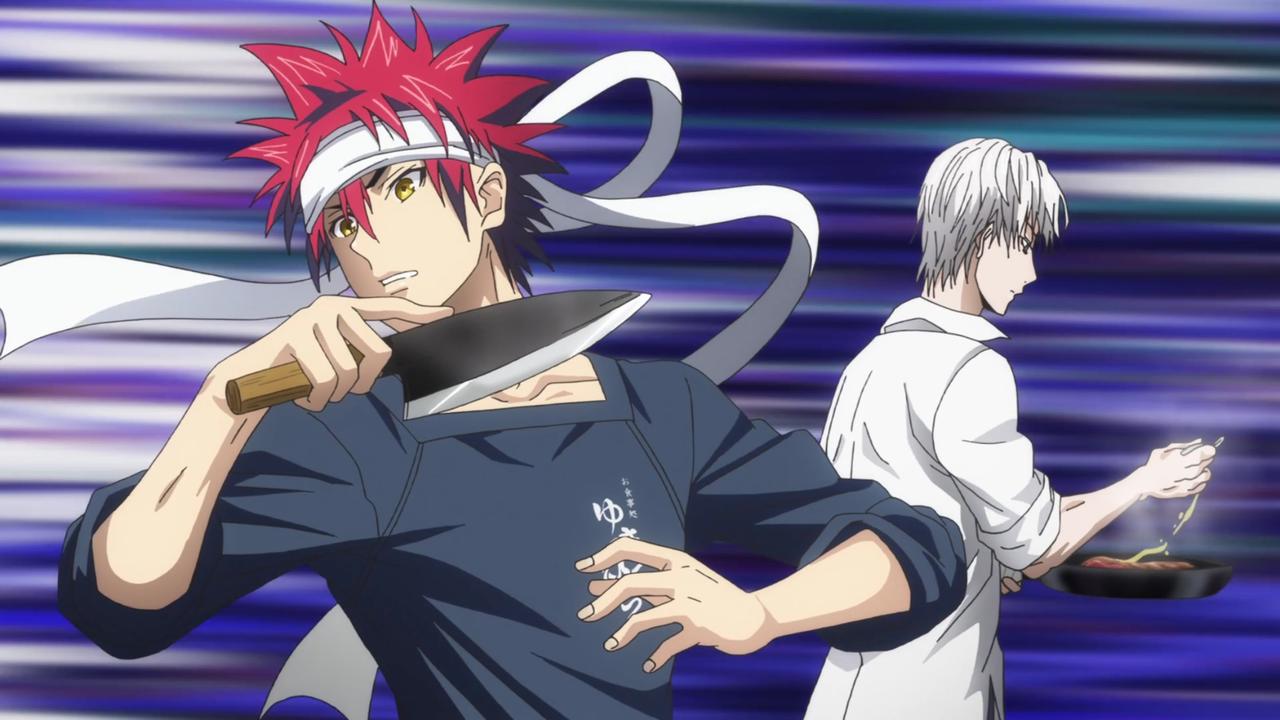 Food Wars! Shokugeki no Soma Season 4