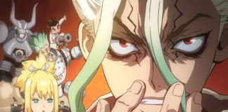Dr. Stone Anime Village Arc Preview Released