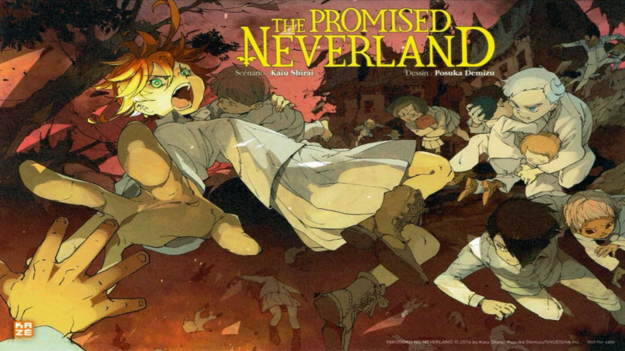 The Promised Neverland: una serie hecha para los fans y no tan fans del anime