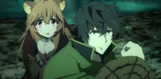 The Rising of the Shield Hero Anime