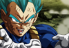 Dragon Ball Super Vegeta on Yardrat