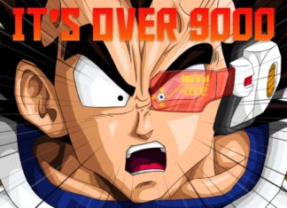 Dragon Ball Z Power Level