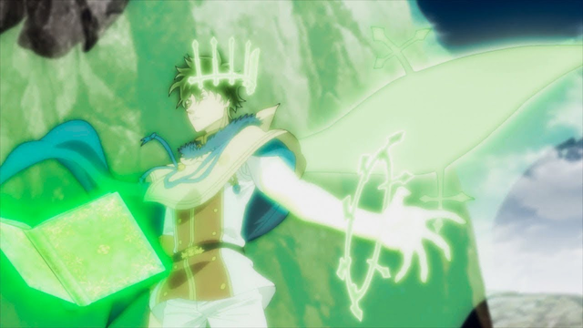 Best Fights in Black Clover