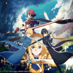 Sword Art Online: Alicization Lycoris Gets Manga Adaptation