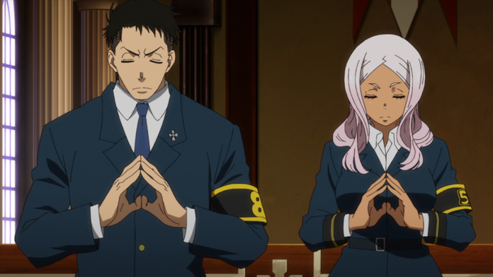 Fire Force Anime Releases Short Synopsis For Episode 10
