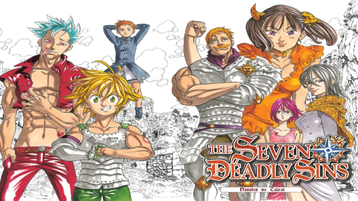 The Seven Deadly Sins Manga Receives Special 43-Page Chapter