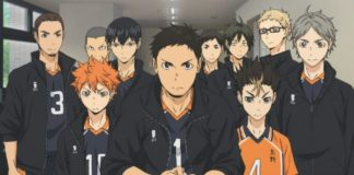 Haikyu!! Season 4 Soundtrack