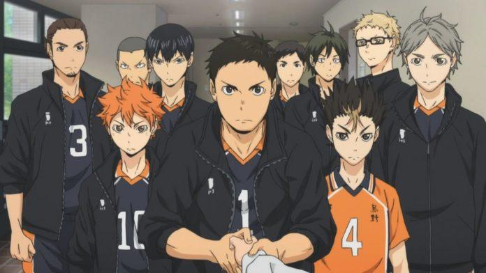 Haikyu!! Season 4 Soundtrack