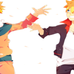 Boruto Anime's New Arc Features Boruto with Young Naruto