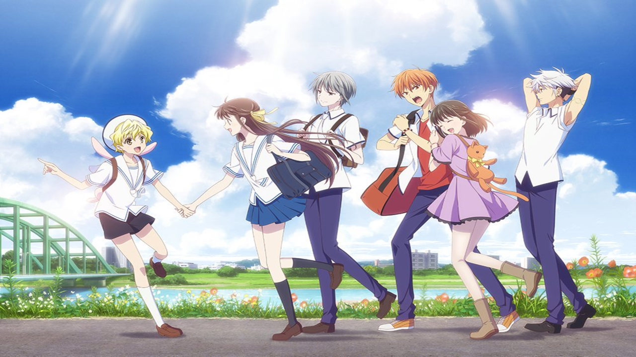 Fruits Basket Season 2 Confirmed For 2020