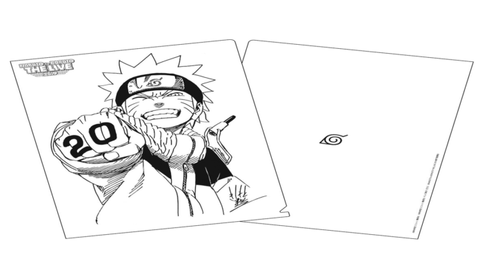 Naruto Masashi Kishimoto Honors 20th Anniversary with New Sketch