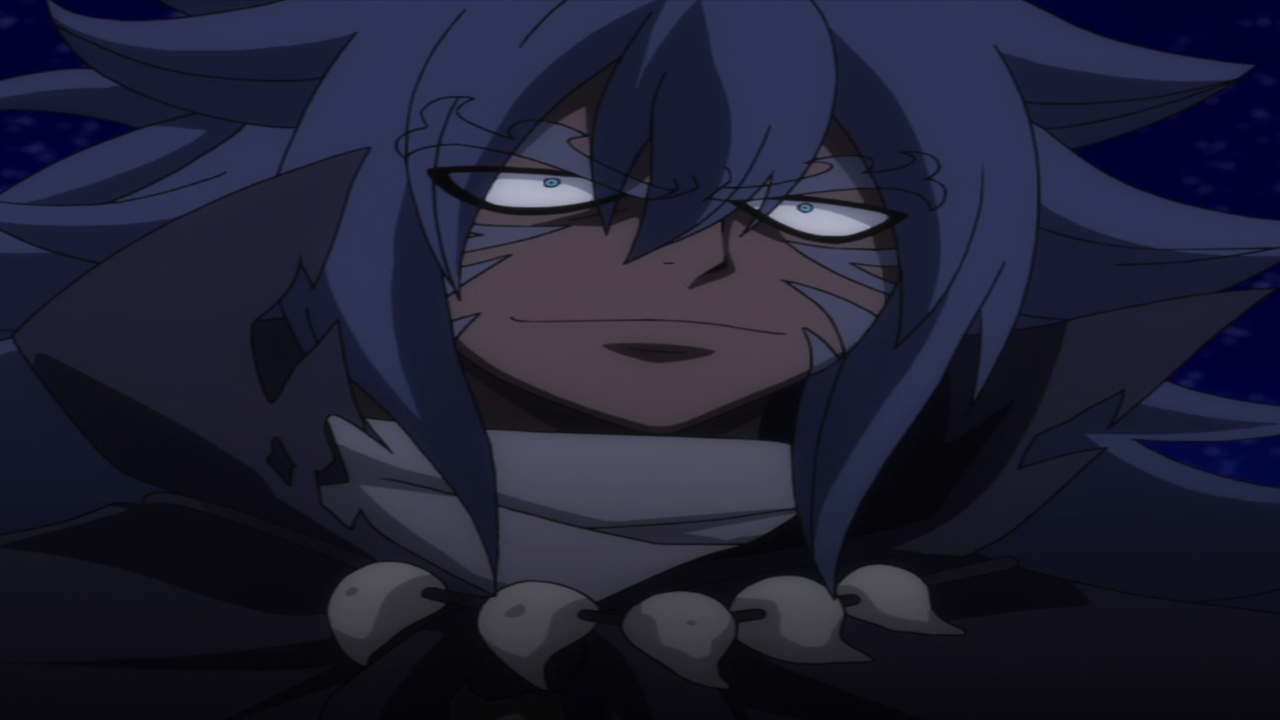 Fairy Tail Episode 327 Acnologia