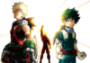 My Hero Academia: Heroes Rising Film
