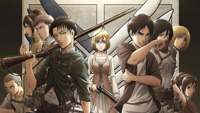 Attack on Titan Anniversary