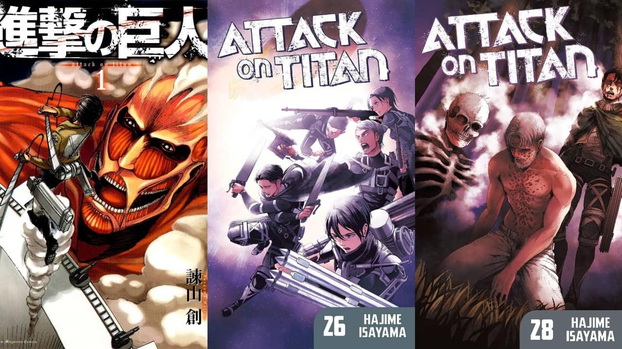 Attack on Titan Creator Celebrates
