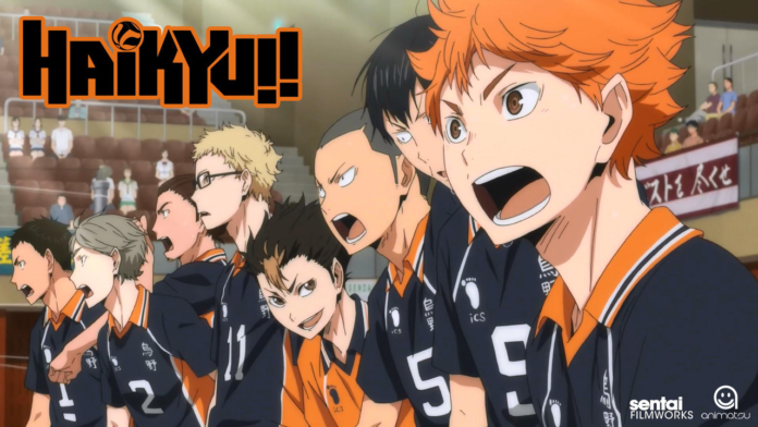 Haikyuu!! Season 3 Complete Blu-ray and DVD Bundles Announced