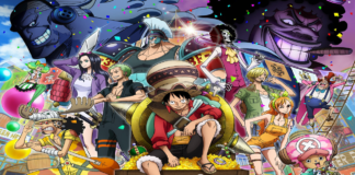 One Piece Stampede On Funimation
