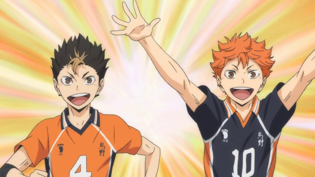 Haikyuu on Netflix