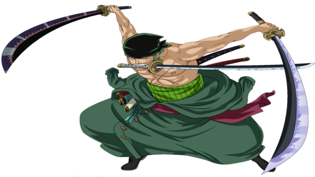 One Piece The Truth About Zoro's Legendary Katanas