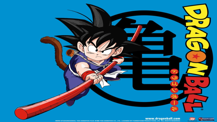 Dragon Ball Chosen as Japan's National Manga