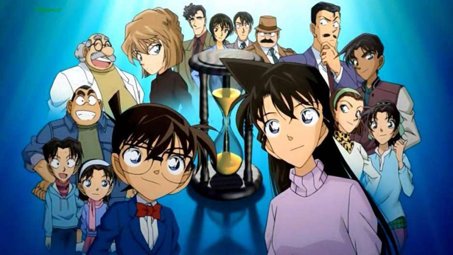 New Detective Conan Anime