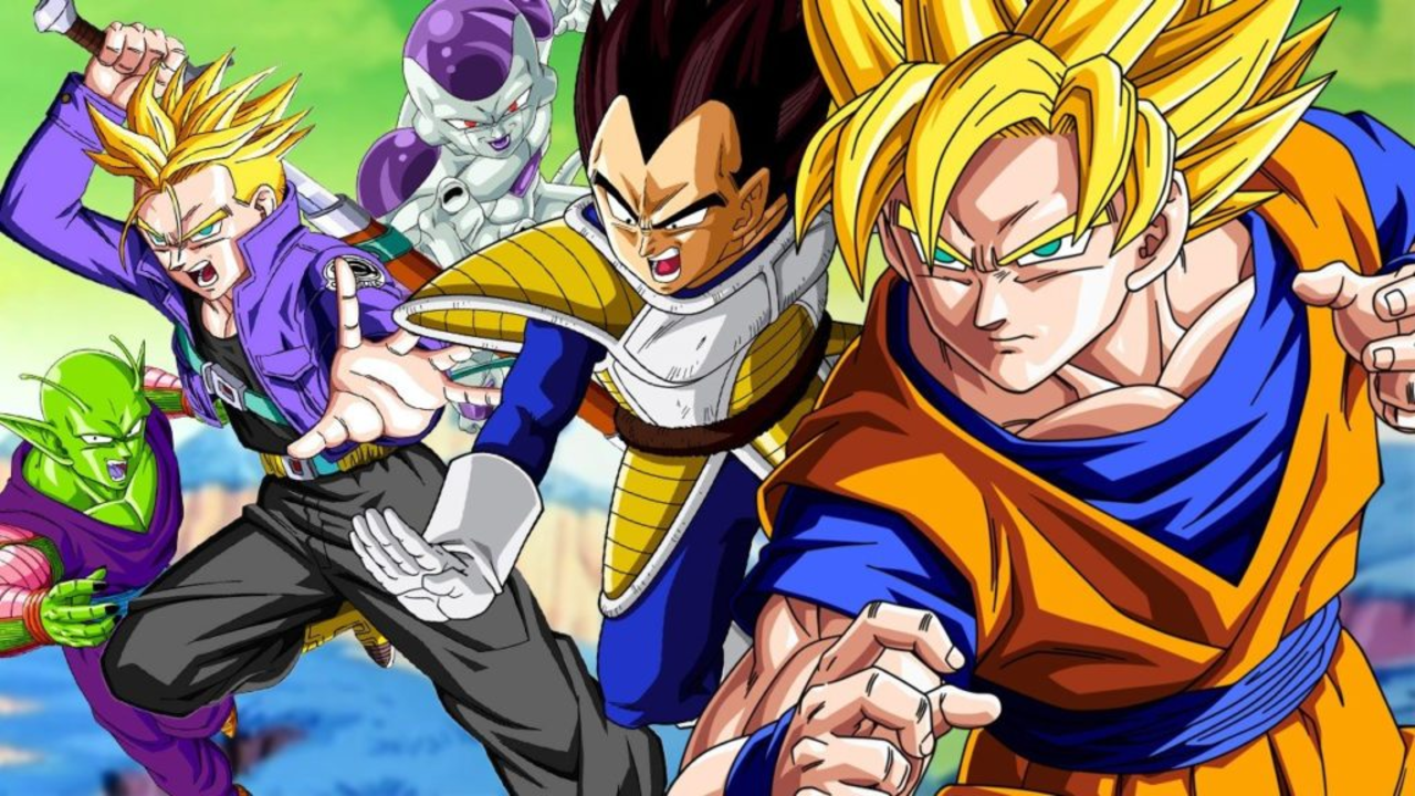 Dragon Ball Z Blu-ray Limited Collection