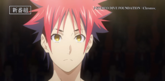 Food Wars Season 4 Anime Reveals First PV Video