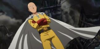 One Punch Man Season 2 OVA