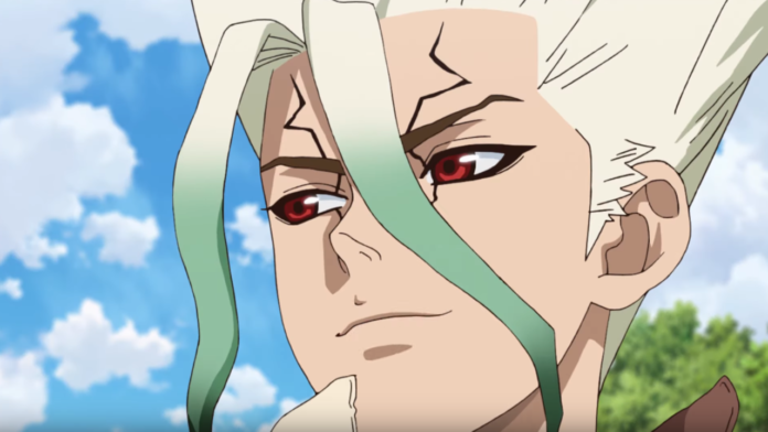 Dr. Stone Anime Episode 10