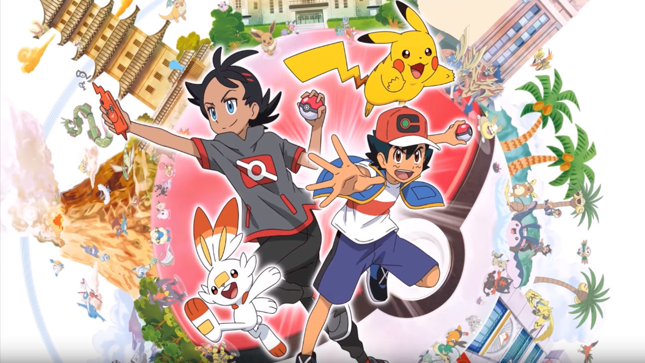 New Pokemon Anime Series Title 'Pocket Monster' Announced