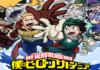 My Hero Academia Season 4 New Key Visual Released