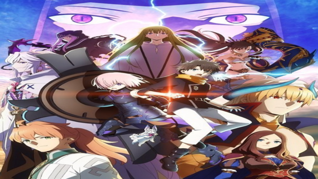 Fate/Grand Order Absolute Demonic Front: Babylonia Anime