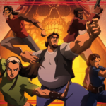 Viz Media's Unique Anime Seis Manos Reveals Netflix Premiere Date