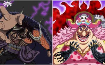 One Piece Kaido And Big Mom