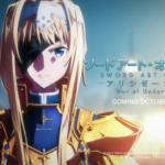 Sword Art Online: Alicization War of Underworld Anime's Opening Theme 'Resolution' by Haruka Tomatsu