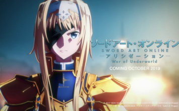 Sword Art Online: Alicization War of Underworld Anime's Opening Theme 'Resolution' by Haruka Tomatsu
