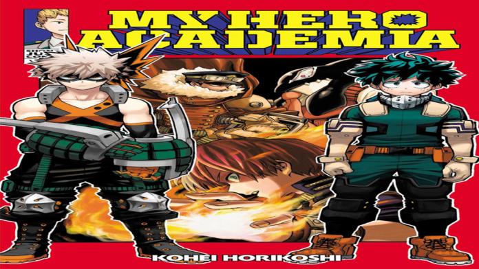 My Hero Academia Chapter 243